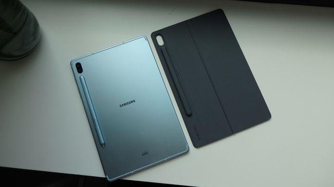 مراجعة للجهاز الجديد Samsung Galaxy Tab S6 2019 2