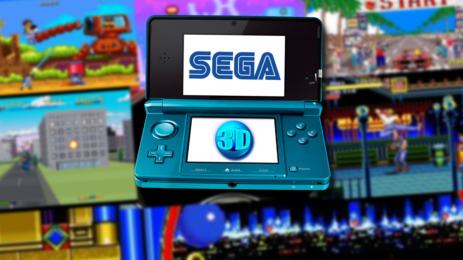 Sega s 3D Classics on 3DS  Which should you buy    GamesRadar