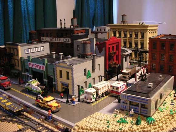 Lego Art: Jonathan Lopes