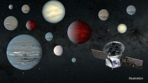 NASA planetary hunter spied 2200 candidate worlds in its first 2 years