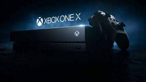 Xbox One X Techradar