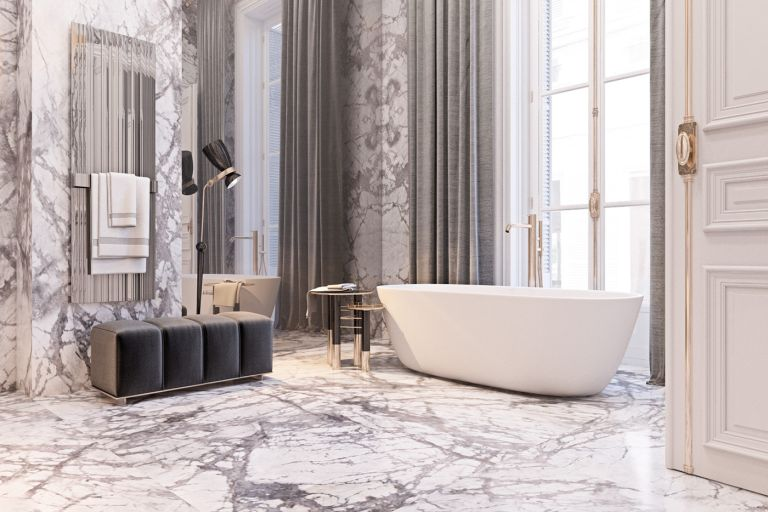Luxury Bathroom Design Ideas: 21 Ways To Get A Hotel Spa