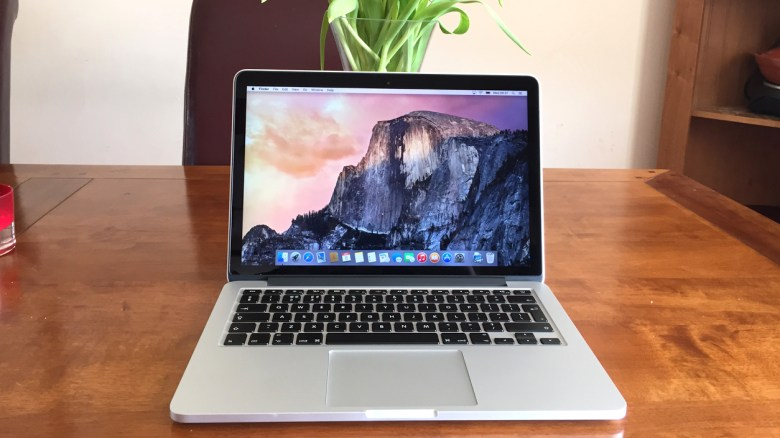 Apple 13-inch MacBook Pro with Retina display (early 2015)