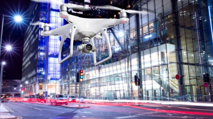 DJI could be bringing its drone tech to self-driving cars
