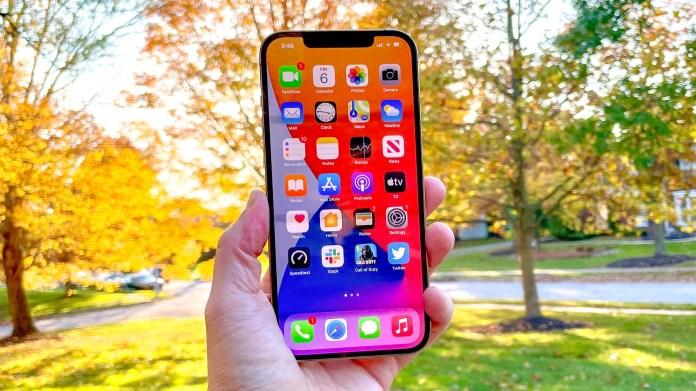best big phones: iPhone 12 Pro Max