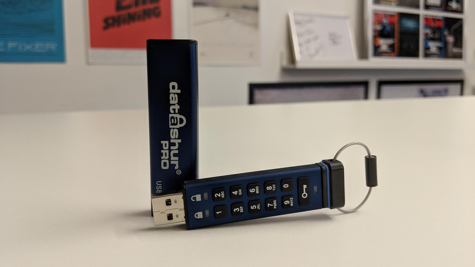 iStorage datAshur Pro 64GB