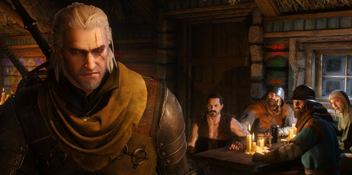 Witcher 3 Keys On Sale At Green Man Gaming Are From An