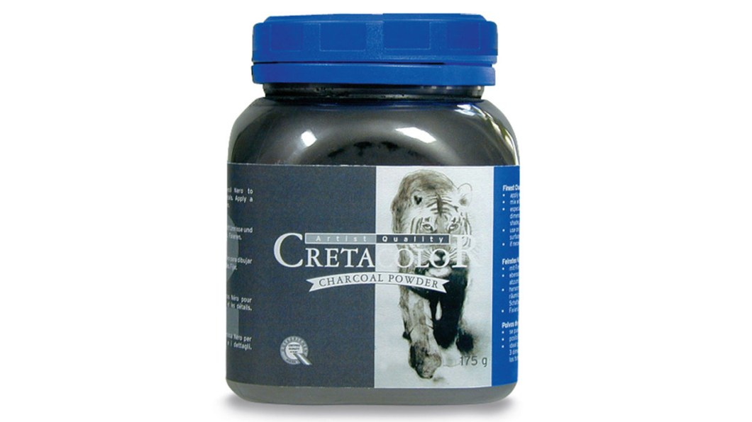 Tub of Cretacolor Charcoal Powder