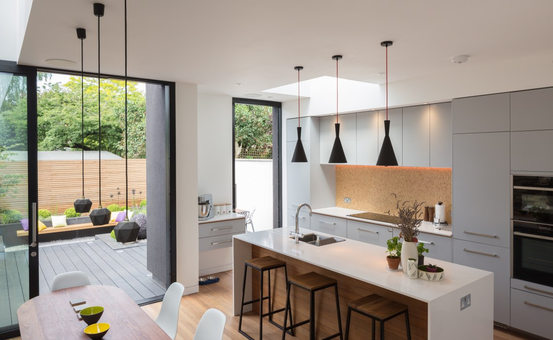 Kitchen Extension Cost What To Expect And How To Budget Real Homes