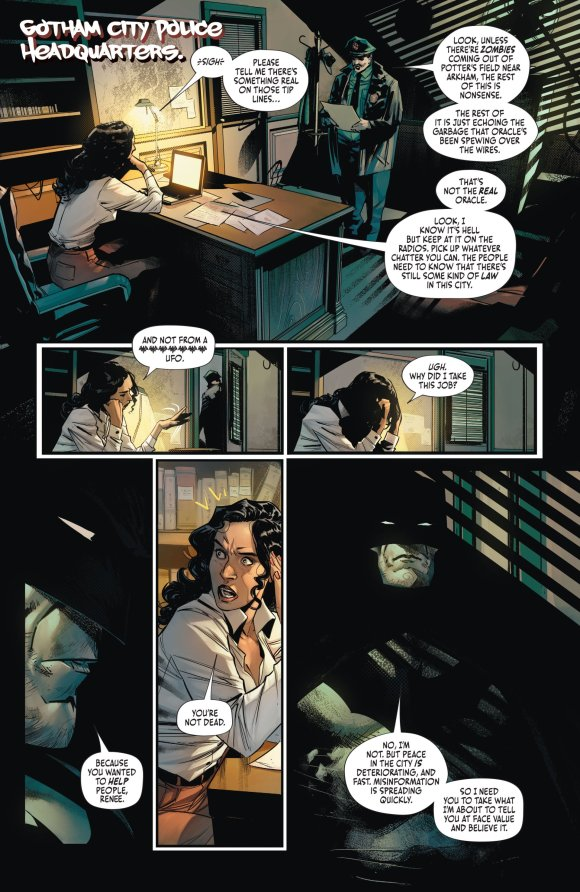 Batman # 113