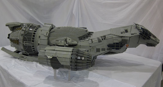 Lego Art: Adrian Drake