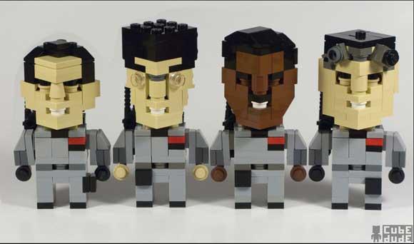 Lego Art: Angus Maclane