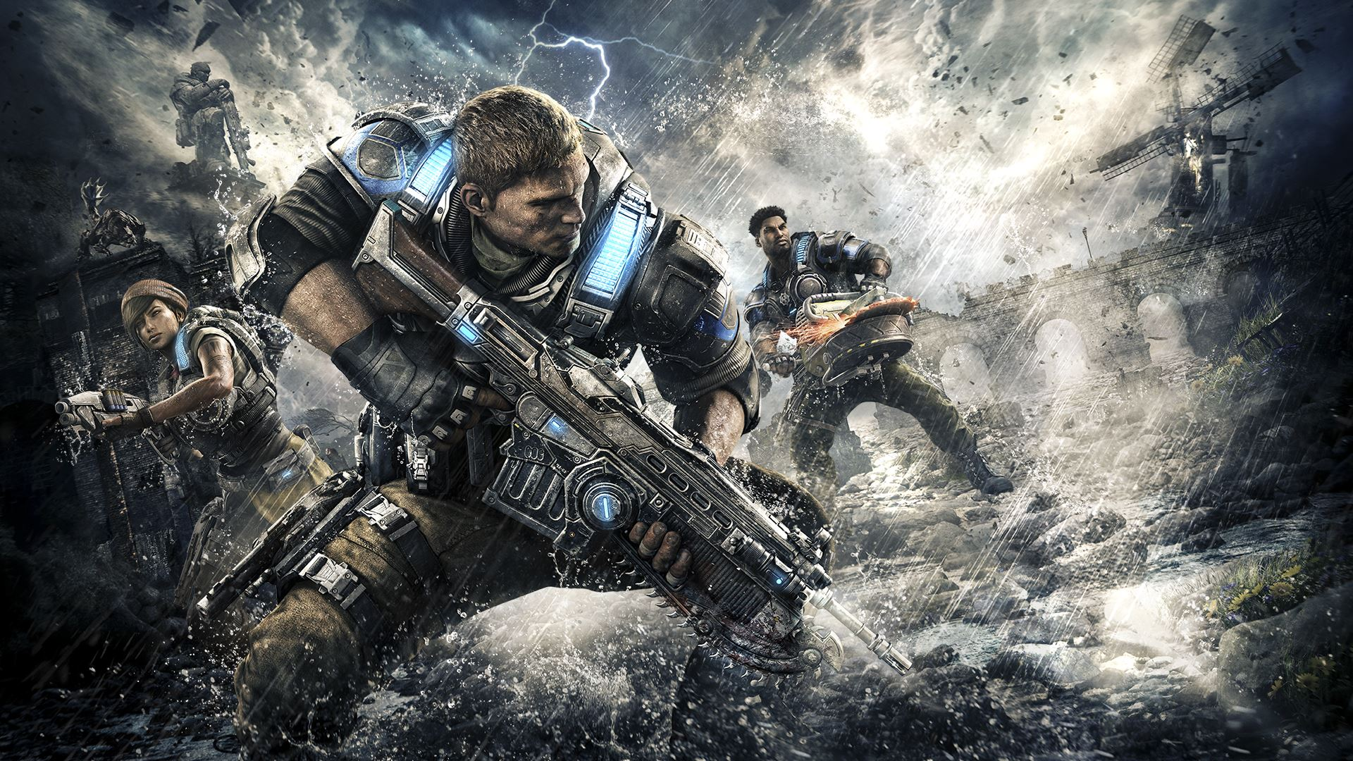 Image result for gears of war 4