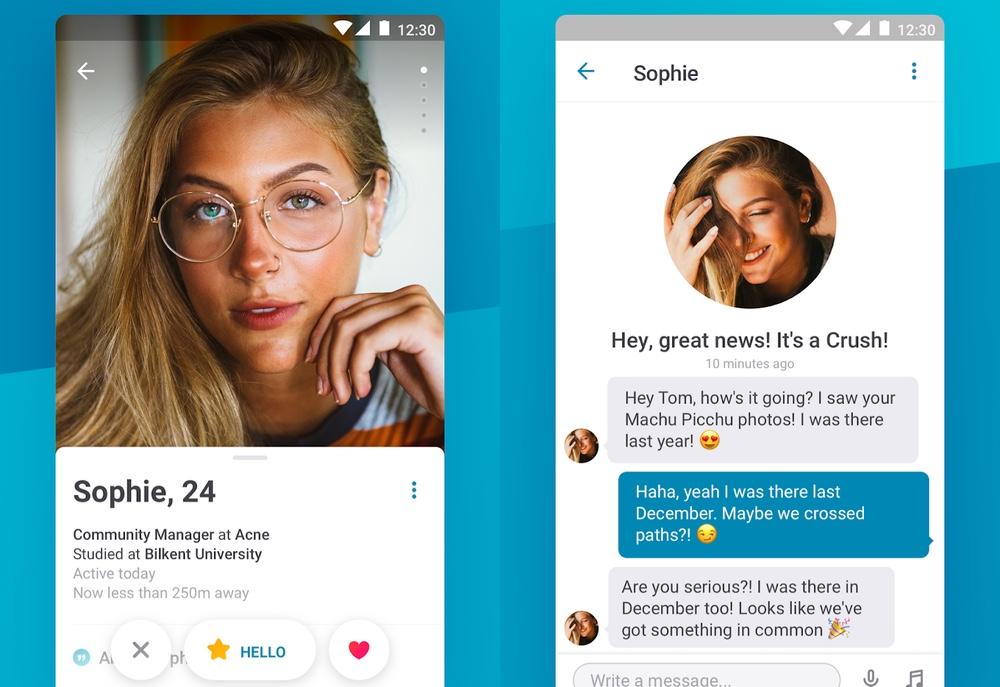 best dating apps: happn