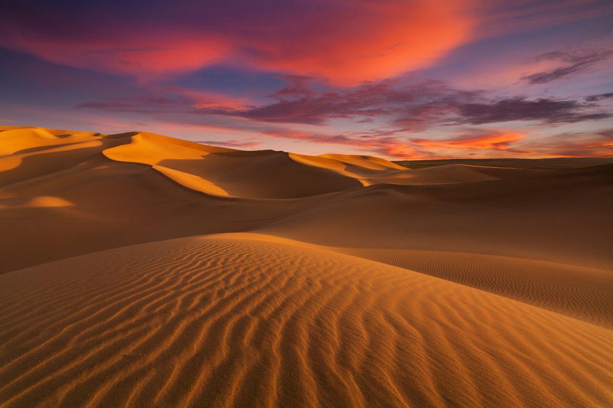 The Sahara Earth S Largest Hot Desert