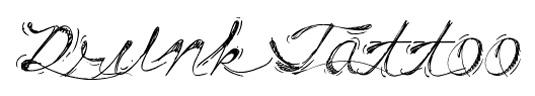 df42b4b33c201d66645b04d6ef8cfcfd 51 free tattoo fonts for your body art Random