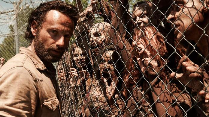 TV shows canceled or ending: The Walking Dead on AMC