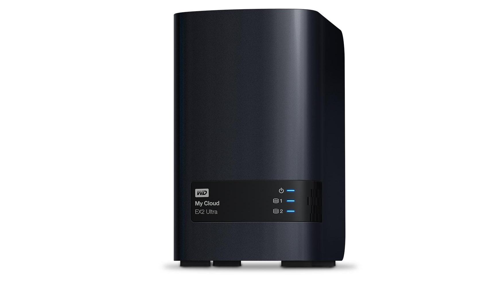 Disque dur WD My Cloud EX2 Ultra NAS