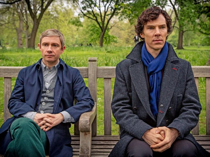 Best Netflix shows: Sherlock