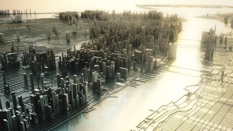 How To Create A Realistic 3d City Creative Bloq