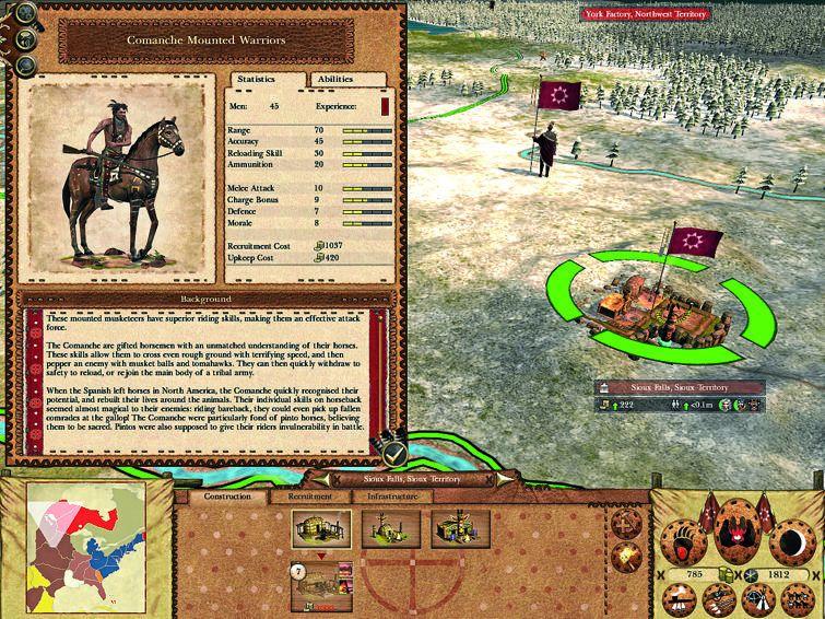 Empire Total War The Warpath Campaign DLC Review GamesRadar