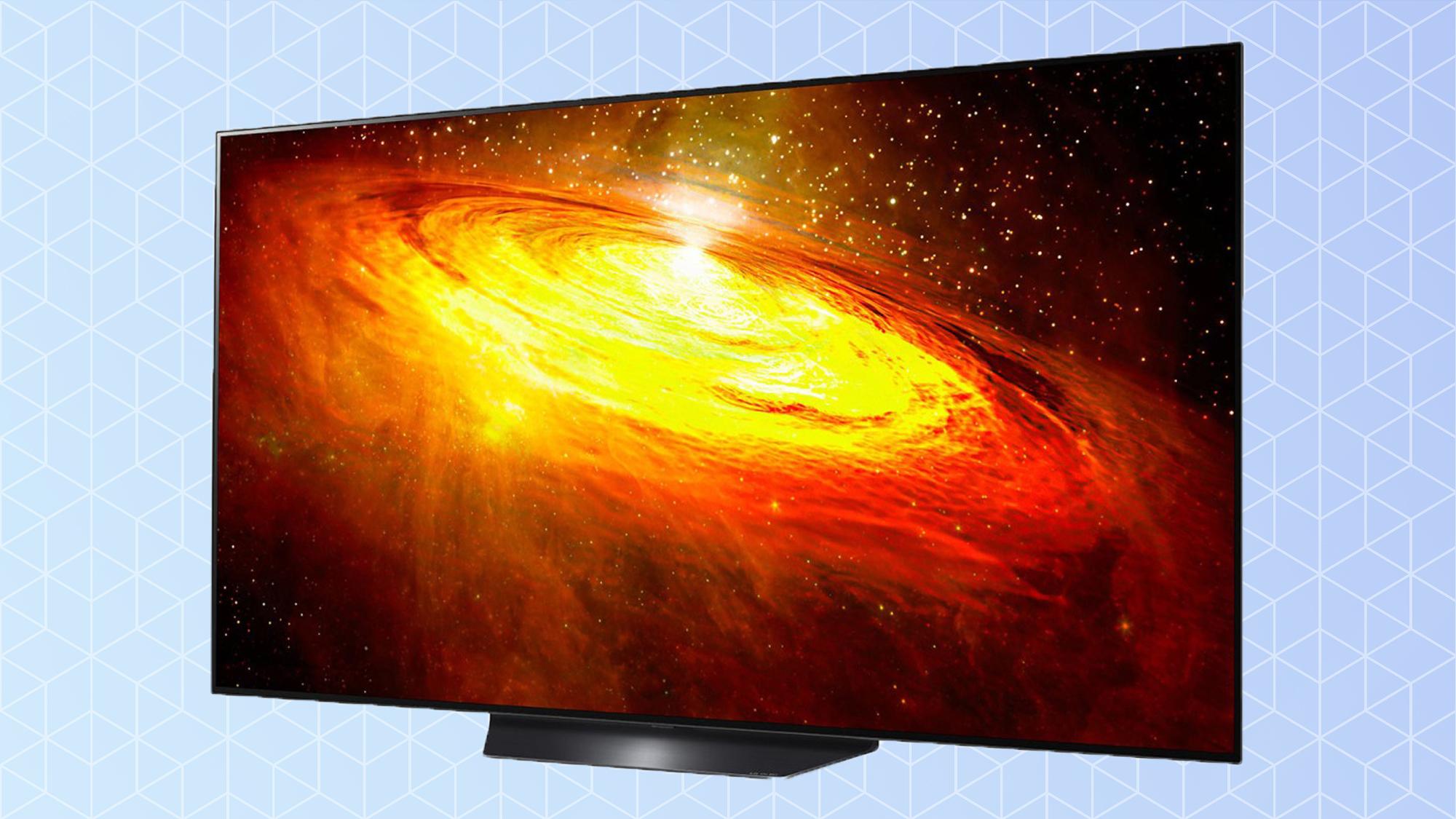 Best OLED TVs: LG BX OLED 4K TV review