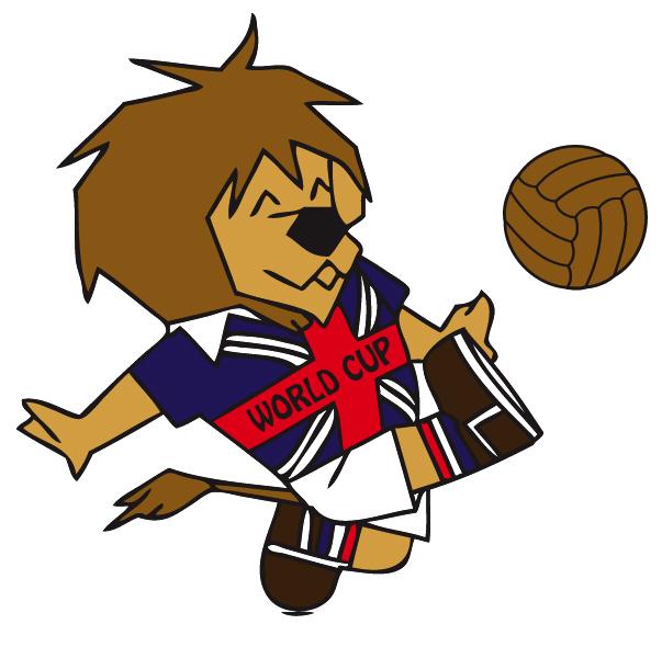 England 1966 world cup mascot