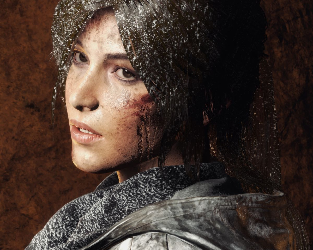 Rise Of The Tomb Raider 5K Gallery Portraits And