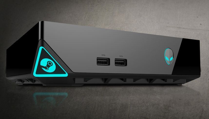 Dell Now Shipping The Alienware Alpha Console Starting