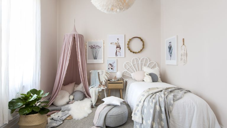 12 Small Kids' Bedroom Design Ideas 2019