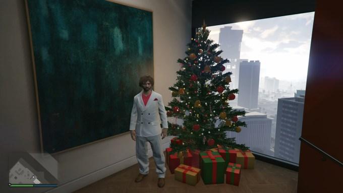 Gta V Christmas Dlc 2019.Gta V Online Christmas Masks Halloweendays Org