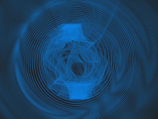 free Photoshop brushes: fractal