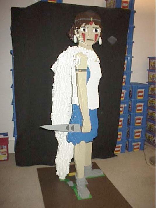 Lego Art: Eric Harshbarger