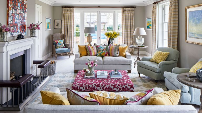10 Living Room Sofa Ideas The Essential Design Rules For Sofa Layouts And Trends Homes Gardens
