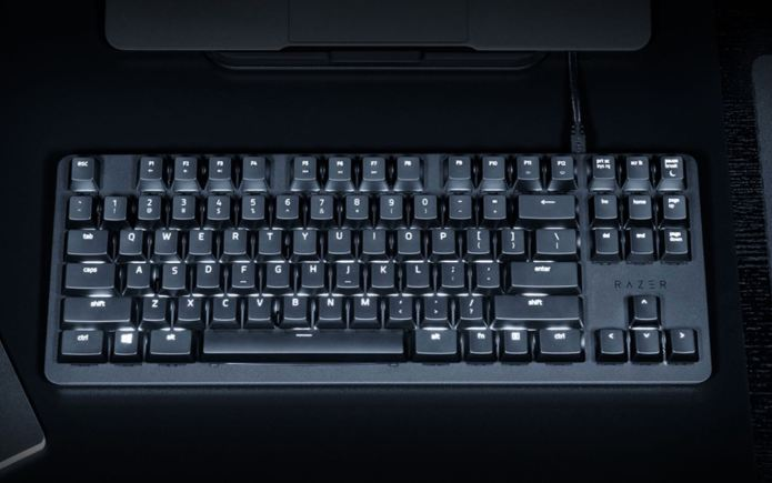 Best gaming keyboard: Razer BlackWidow Lite
