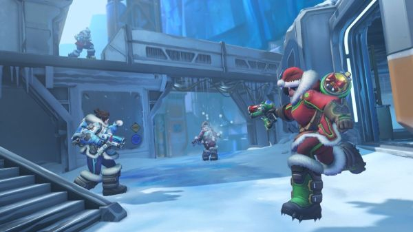 Overwatch Winter Wonderland 2020.Overwatch Archives Event Skins