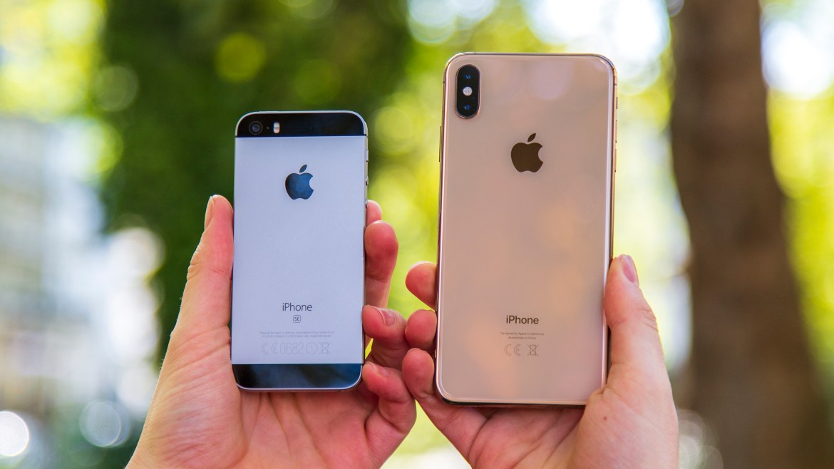 After the iPhone 11, Apple's phones could get a lot smaller 1