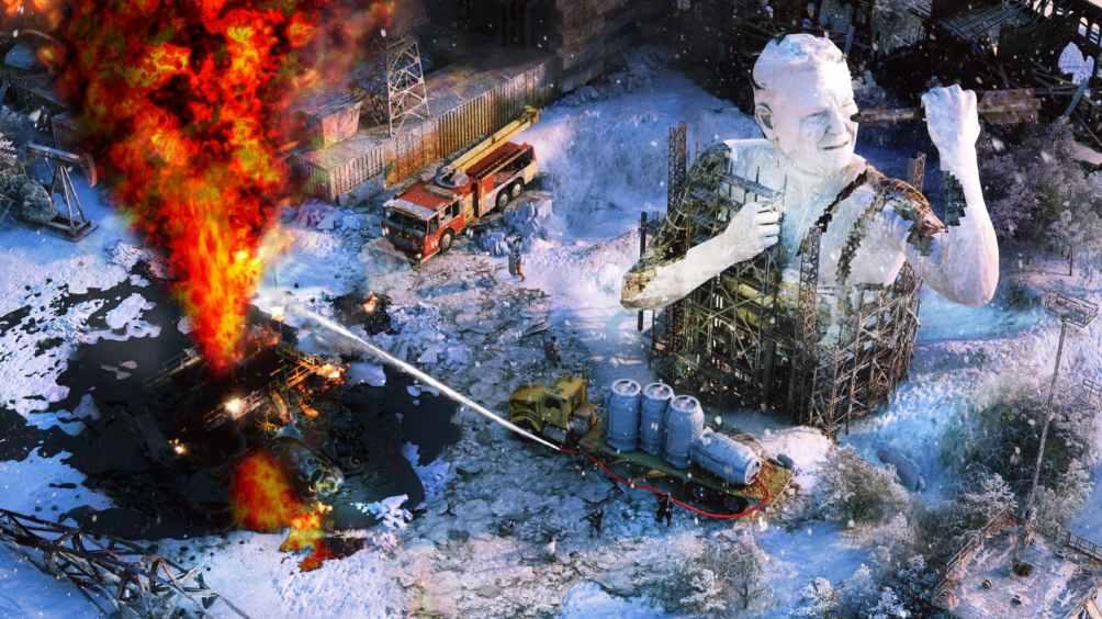 「Wasteland 3」の画像検索結果