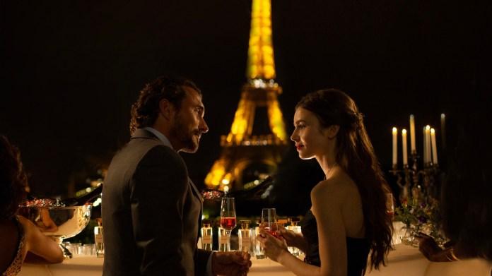 Best Netflix shows - emily in paris