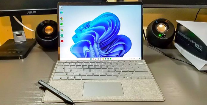 Microsoft Surface Pro 8 Photography