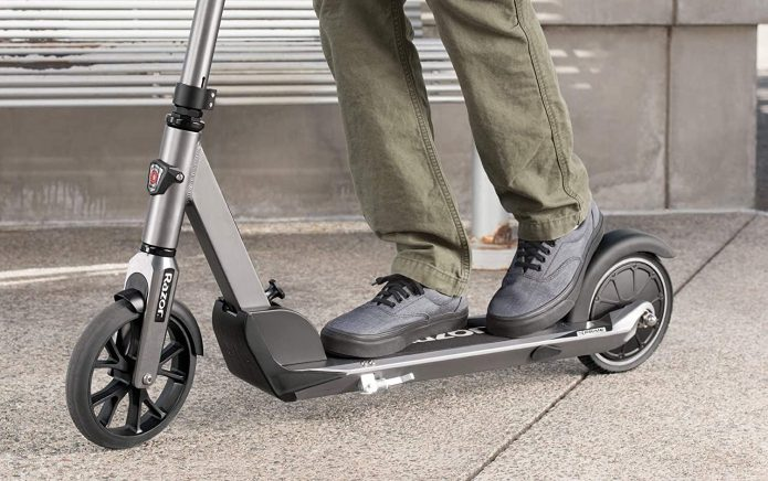 best electric scooter for kids: Razor EPrime