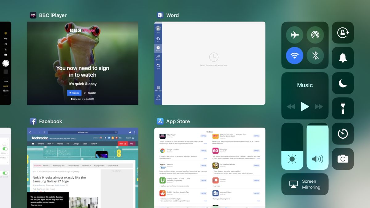 Image result for ios 13 external storage