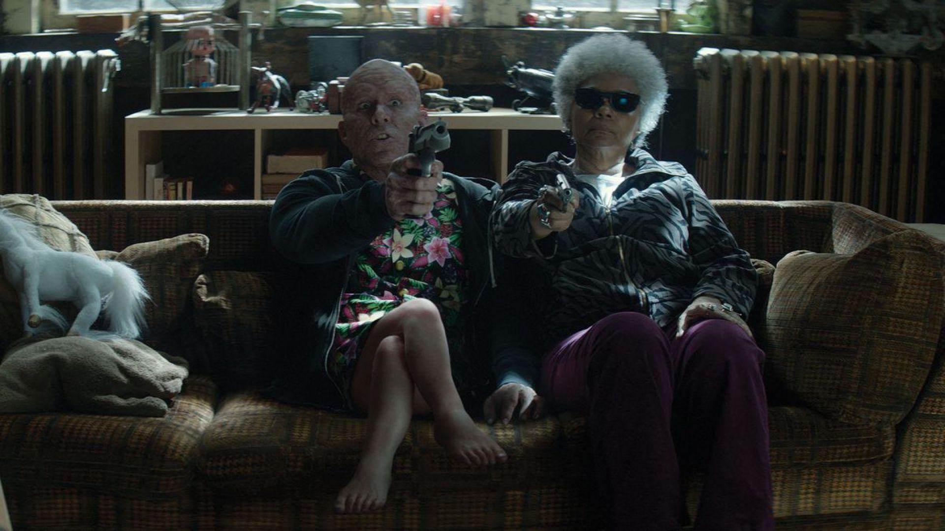 Behind the scenes on cinema's weirdest VFX