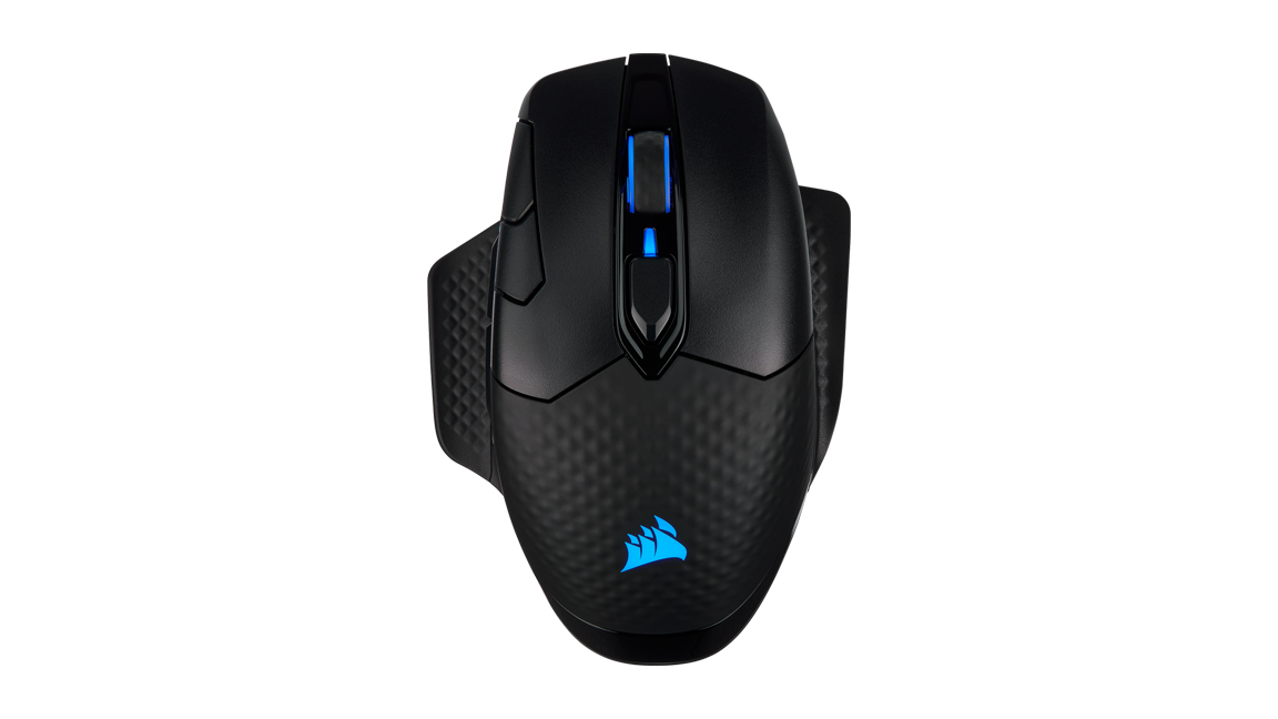 Corsair Dark Core RGB Pro is the best gaming mouse if you want to go wireless.