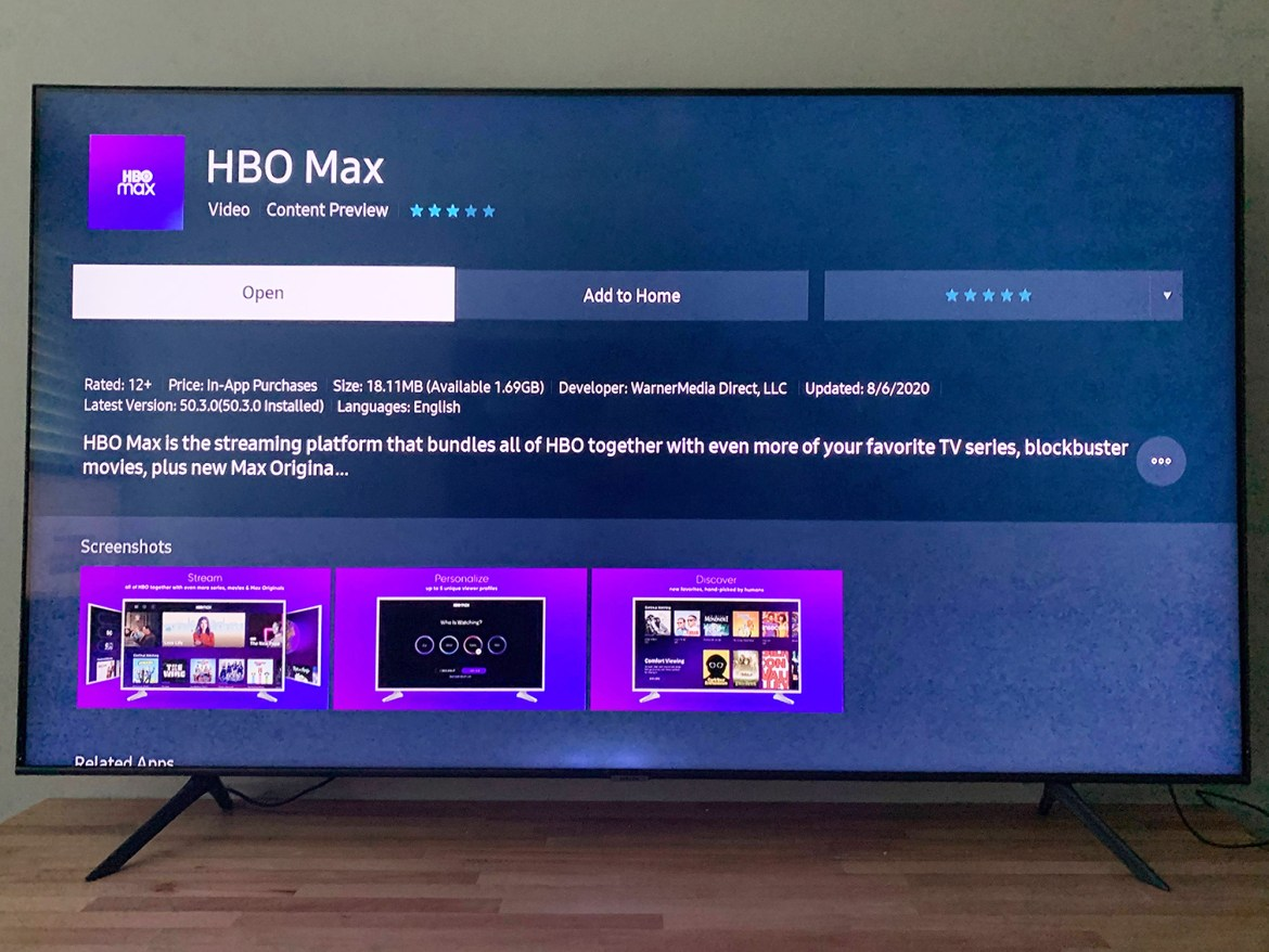 How to install and delete apps on your 2020 Samsung TV