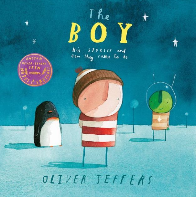 hpgSLW5Y3KF8hd9twqkFrn The making of Oliver Jeffers' best-selling picture books Random