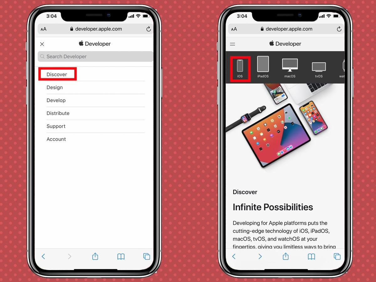 how to download iOS 15 developer beta