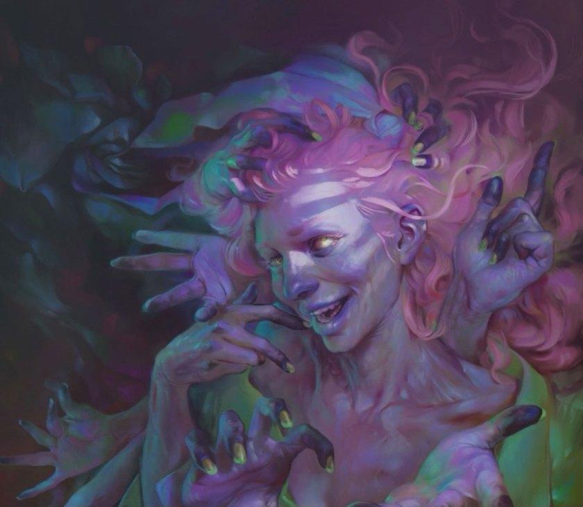 i6cqYaQ5yZzdmazgPVUczH How to paint a colourful zombie Random