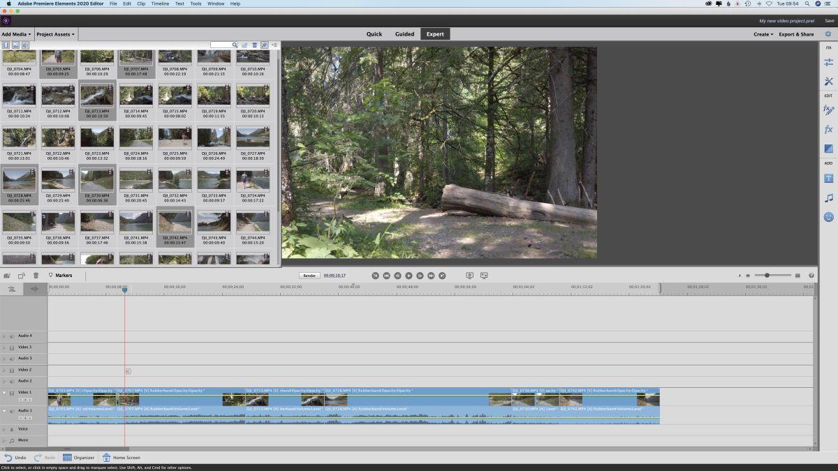 Adobe Premiere Elements 2020 review | Digital Camera World