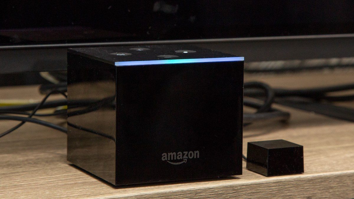 Amazon Fire TV Cube (2019) Review: The Fire TV Cube is a solid sequel, packing speed to amplify Alexa.